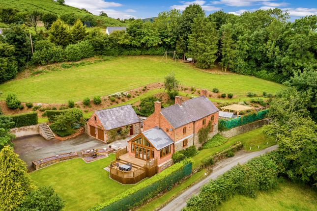 Thumbnail Detached house for sale in Rock Cottage, Bulthy, Middletown, Shropshire