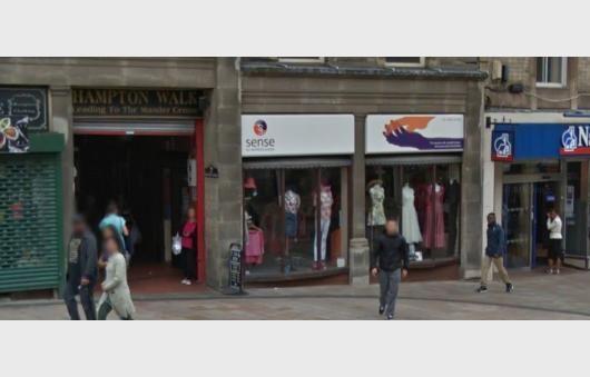 Thumbnail Retail premises to let in Unit 1 Hampton Walk, Queen Square, Wolverhampton