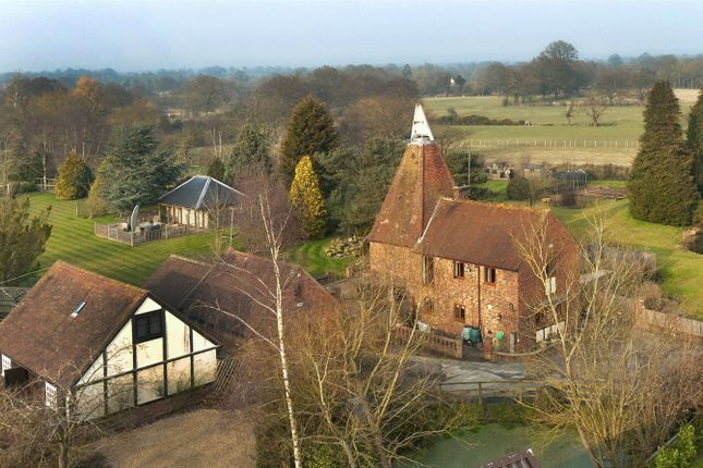 Manor farm oast love lane headcorn kent tn27 5 bedroom for The headcorn minimalist house kent