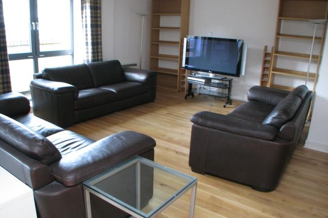 Thumbnail Flat to rent in Portland Place, Calverley Street, Leeds, West Yorkshire
