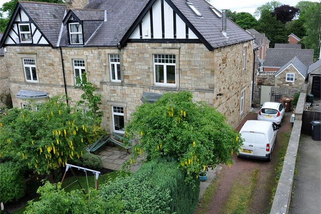 Thumbnail Semi-detached house for sale in Elvaston Road, Hexham, Northumberland.