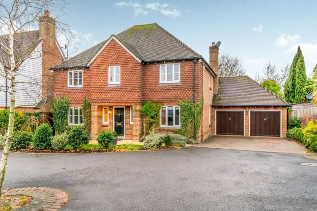 Detached house for sale in Cricketers Close, Ashington, Pulborough, West Sussex