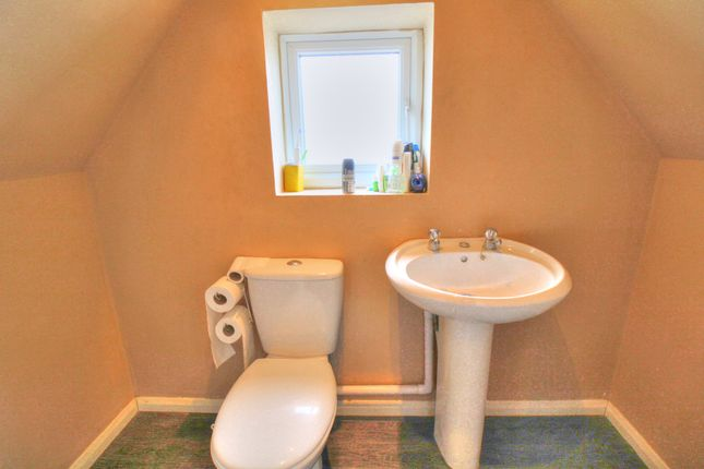 Loft WC of Queensport Close, Stockton-On-Tees TS18