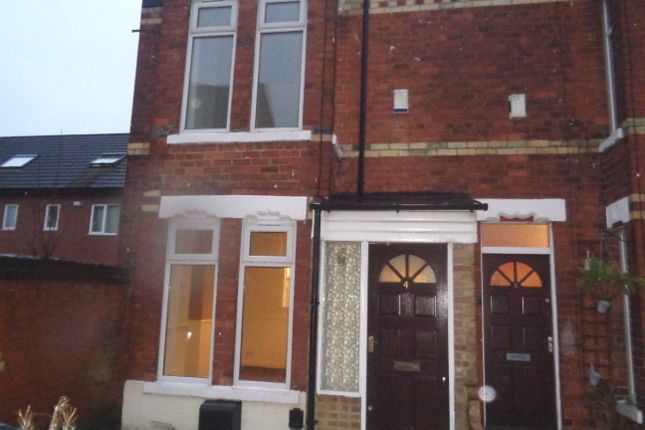 Thumbnail End terrace house to rent in Lilac Avenue, Hardy Street, Hull