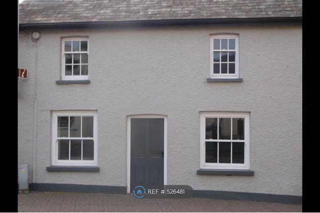Thumbnail Semi-detached house to rent in Beaufort Street, Crickhowell