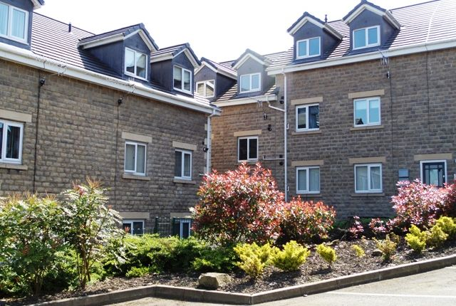 Thumbnail Flat to rent in Imperial Court, Burnley