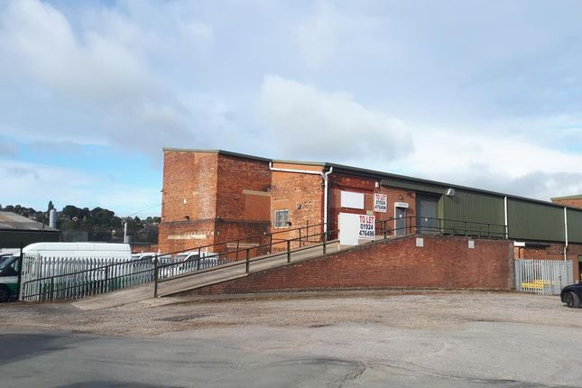 Thumbnail Light industrial to let in Unit 111A, Bmk Industrial Estate, Wakefield Road, Liversedge, West Yorkshire