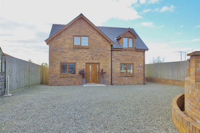 Detached house for sale in Cuckoo Lodge, Redstone Road, Narberth