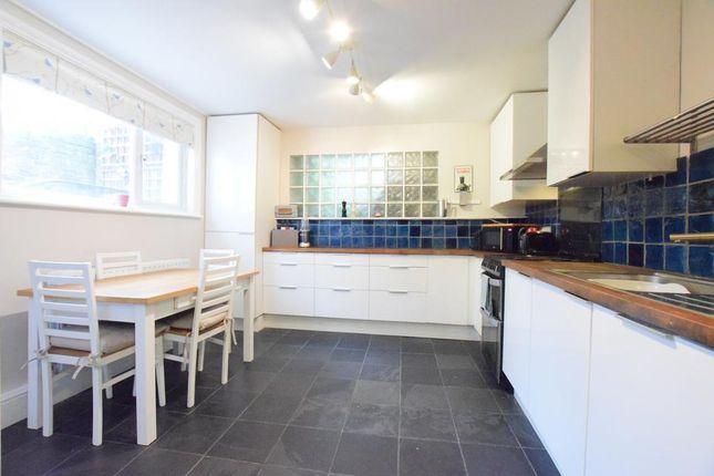 Thumbnail Flat to rent in Dagmar Road, London