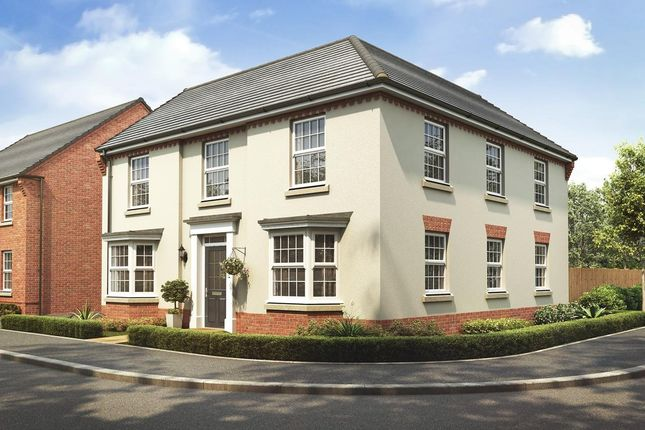 Thumbnail Detached house for sale in The Eden, Drayton Meadows, Market Drayton