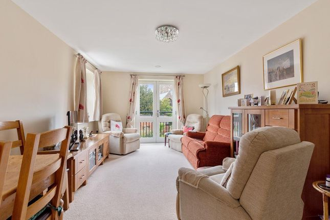 Thumbnail Flat for sale in Riverside Court, Abergavenny, Monmouthshire