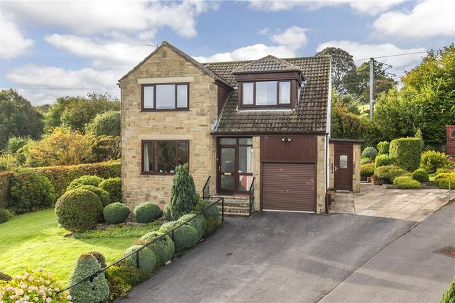 Thumbnail Detached house for sale in Hall Rise, Burley In Wharfedale, Ilkley, West Yorkshire