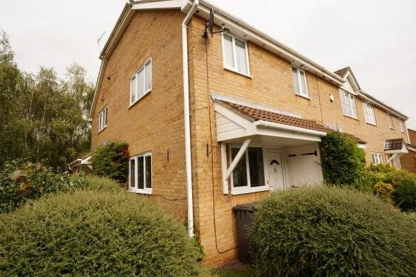 1 bed property to rent in Goodwood Gardens, Downend, Bristol BS16