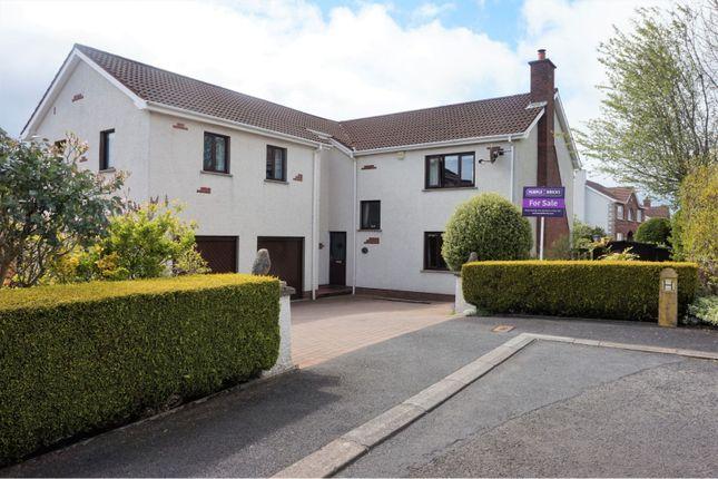 Thumbnail Detached house for sale in Bradford Gardens, Carrickfergus