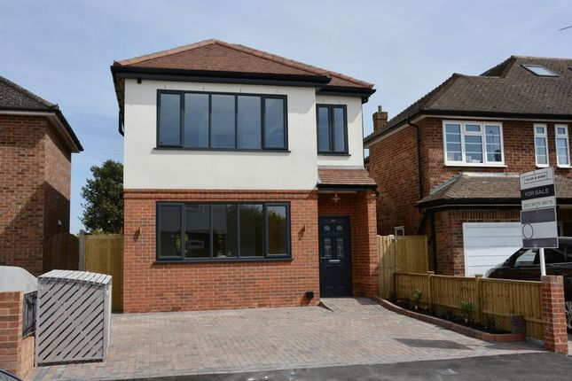 Thumbnail Detached house for sale in Broadfields, East Molesey