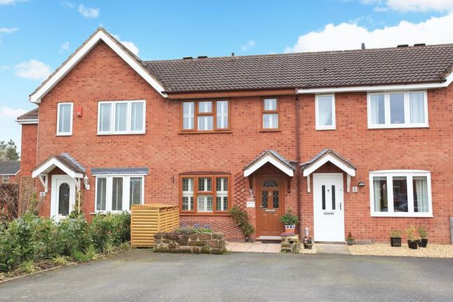 Thumbnail Terraced house for sale in Woodhall Close, Shawbirch, Telford