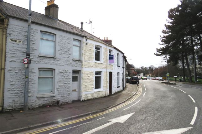 Thumbnail Property to rent in Penhill Road, Cardiff