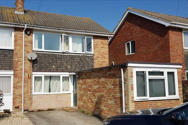 Thumbnail Terraced house to rent in Orchard Street, Canterbury