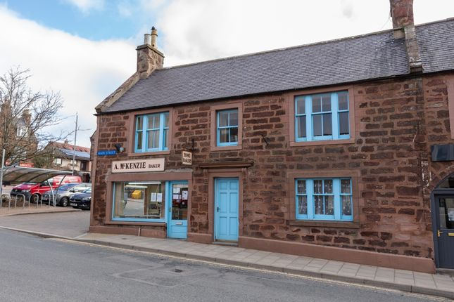 Thumbnail Retail premises for sale in Turiff, Aberdeenshire