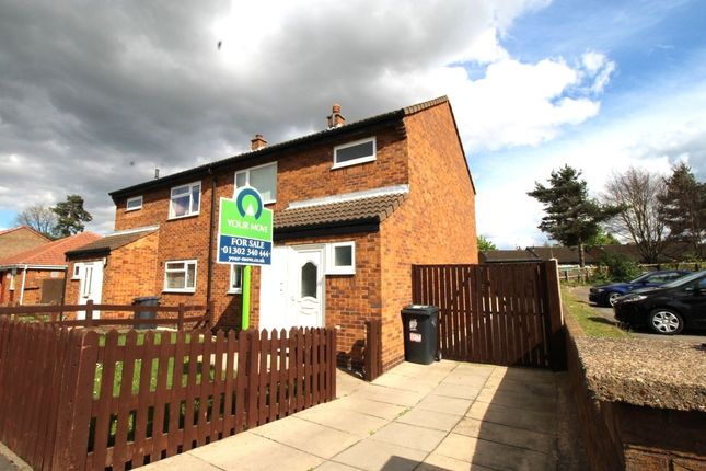 Thumbnail Semi-detached house for sale in Radburn Road, New Rossington, Doncaster