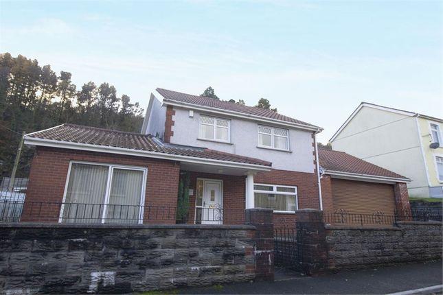 Thumbnail Detached house for sale in Bryntaf, Aberfan, Merthyr Tydfil, Mid Glamorgan