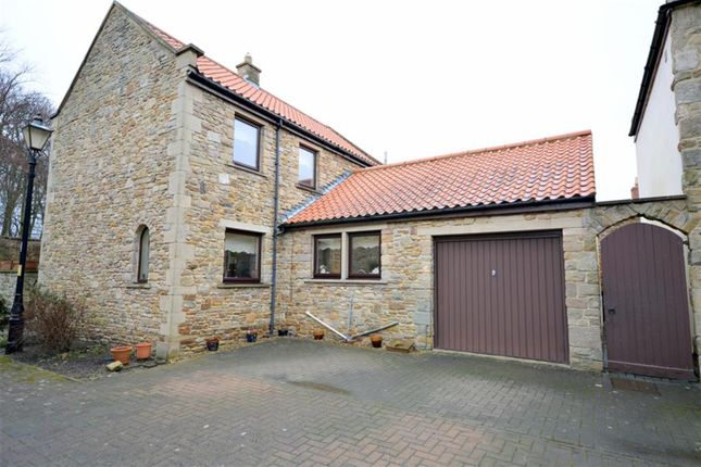 Thumbnail Detached house for sale in Beckside Mews, Staindrop, Darlington