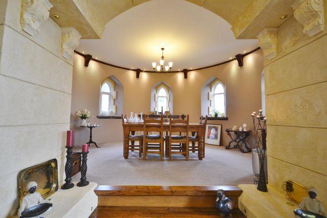 Dining Room of Brook, Laugharne, Carmarthen SA33