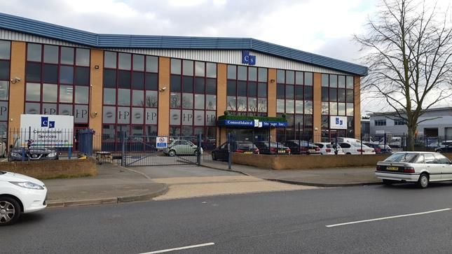 Thumbnail Office to let in Second Floor, Consolidated House, Faringdon Avenue, Romford, Essex