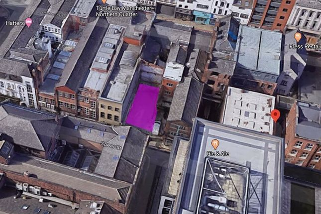 Thumbnail Retail premises for sale in Spear Street, Northern Quarter, Manchester