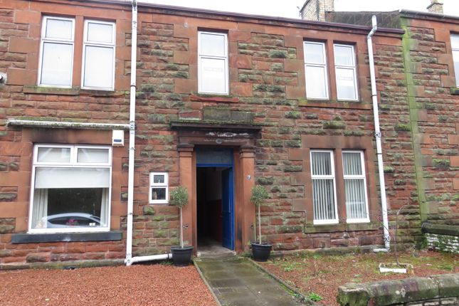Thumbnail Flat to rent in 7 Arbuckle Street, Kilmarnock