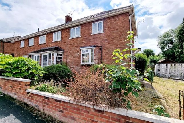 Semi-detached house for sale in Coningsby Road, Scunthorpe