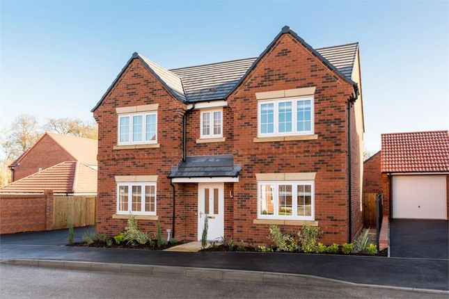 """4 bed detached house for sale in """"Whittington"""" at Seagrave Road, Sileby, Loughborough LE12"""