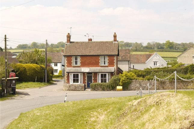 4 bed link-detached house for sale in Forton, Chard, Somerset