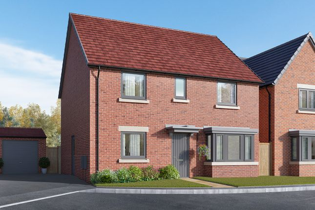 "Thumbnail Detached house for sale in ""The Pembroke"" at Cautley Drive, Killinghall, Harrogate"
