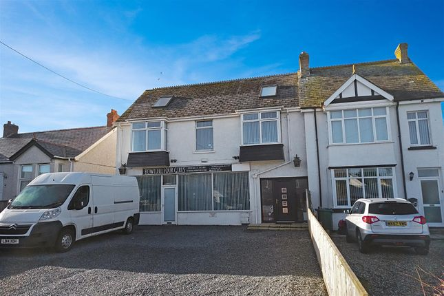 Thumbnail Semi-detached house for sale in Henver Road, Newquay