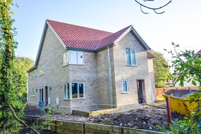 Thumbnail Detached house for sale in Wild Acres, High Street, Burwell, Cambridge