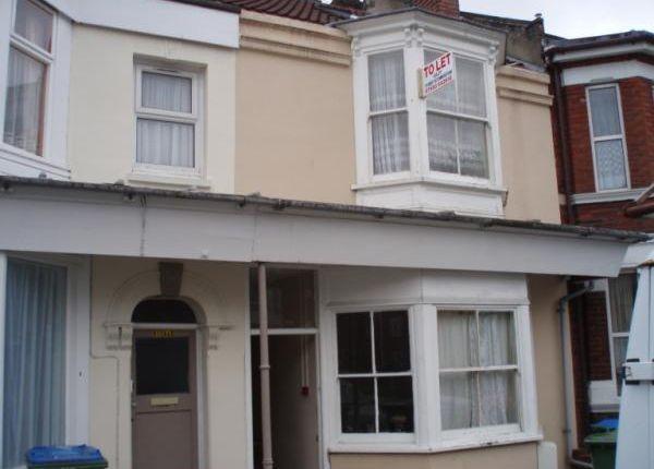 Thumbnail Property to rent in Alma Road, Portswood, Southampton