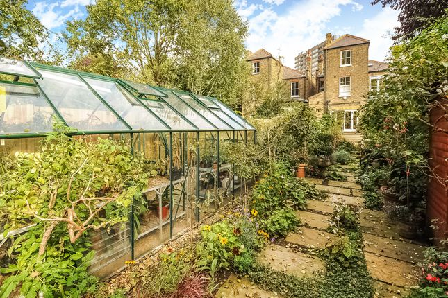 Greenhouse of Exeter Road, Queens Park NW2