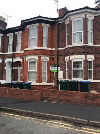 Thumbnail Terraced house to rent in Regent Street, City Centre, Coventry