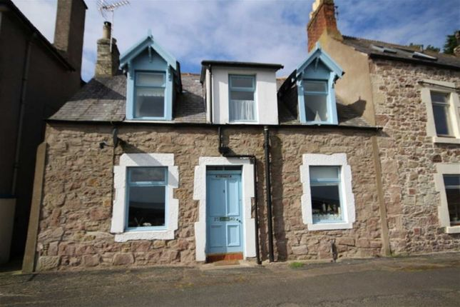 Thumbnail Cottage for sale in Cowdrait, Lower Burnmouth, Eyemouth