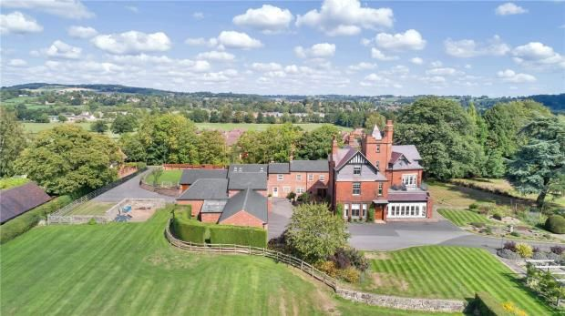 Duffield, Belper, Derbyshire DE56, 5 bedroom detached house