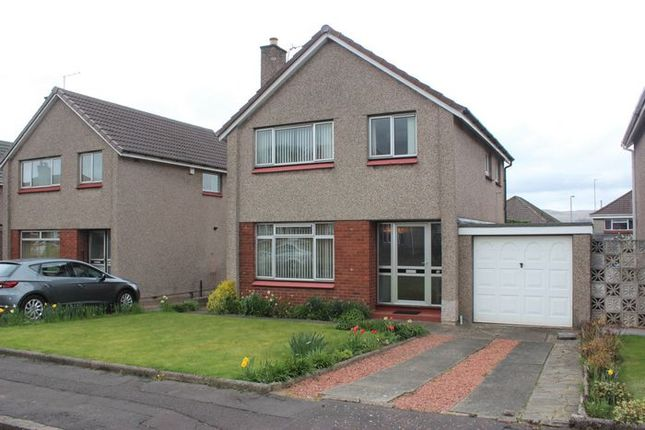 Detached house for sale in Duntiblae Road, Kirkintilloch, East Dunbartonshire