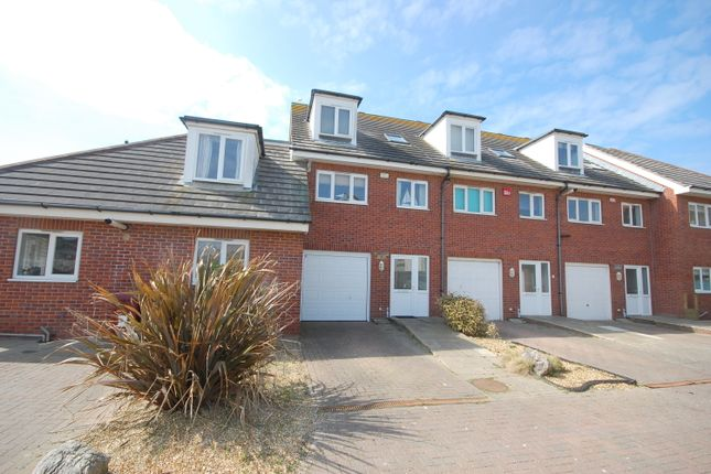 Thumbnail Town house for sale in Hillfield Road, Selsey
