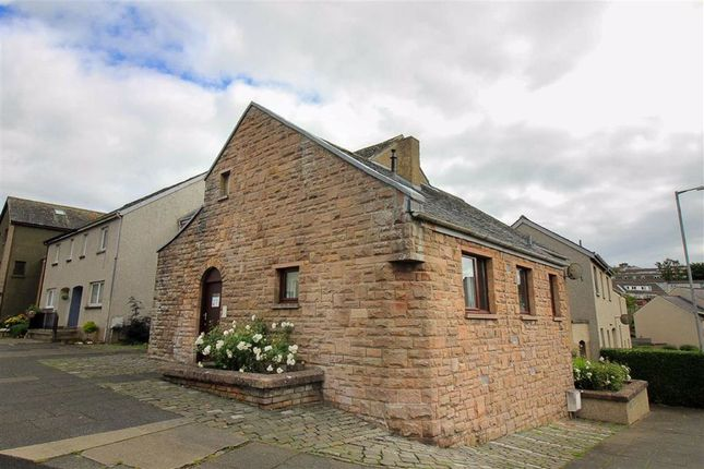 Thumbnail Semi-detached house for sale in Back Row, Selkirk