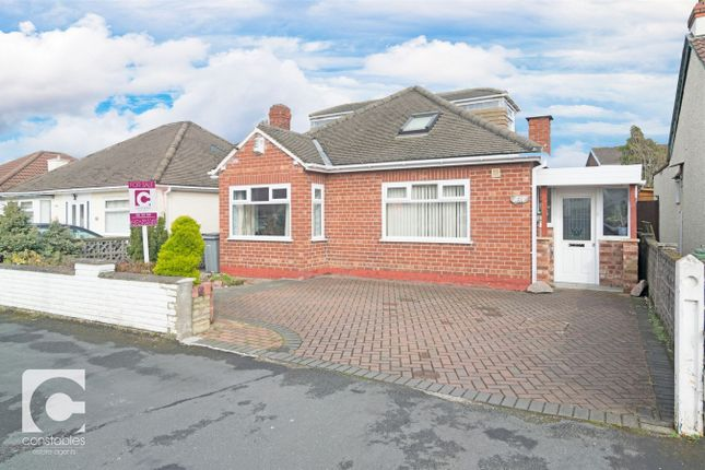 Thumbnail Detached house for sale in Cartmel Drive, Moreton, Wirral, Merseyside