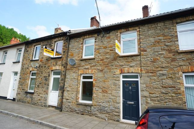 Thumbnail Terraced house for sale in Tredegar Street, Cross Keys, Newport