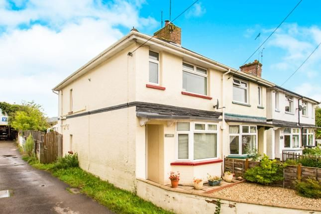 Thumbnail Semi-detached house for sale in Newton Poppleford, Sidmouth, Devon