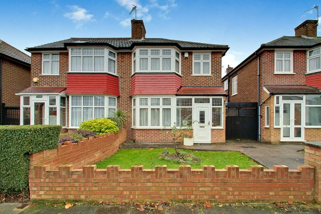 Semi-detached house for sale in Oakwood Crescent, Greenford