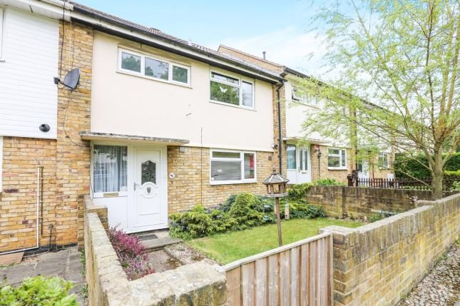 Thumbnail Terraced house for sale in Ellice, Letchworth Garden City, Hertfordshire, England