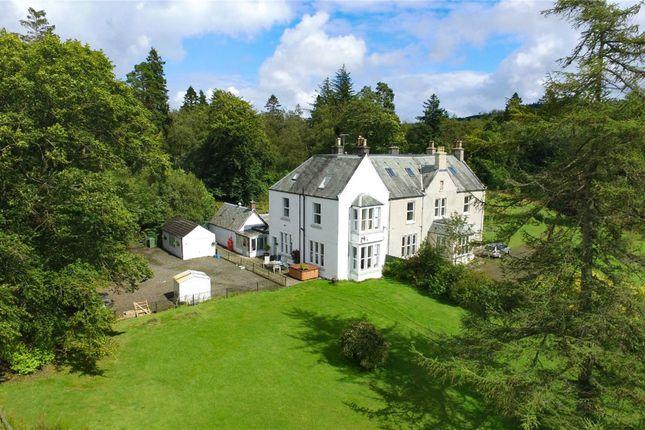 Thumbnail Semi-detached house for sale in West Kershope House, Penton, Carlisle, Cumbria